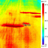 Infrared Thermography Irt Inspection Of Bridge Decks